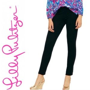 Lilly Pulitzer Travel Pant-Black